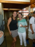 New Belgium guide, Marie and Janet Williams