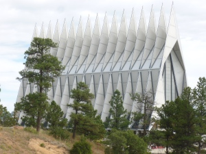 An impressive architectural vision - the Academy Chapel