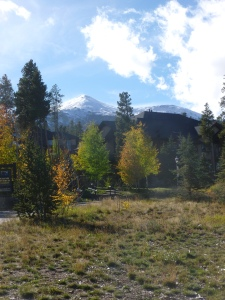 Breckenridge - A Colorado city with great views and great brews.....