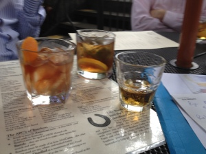 Three of the nine Happy Hour Specials