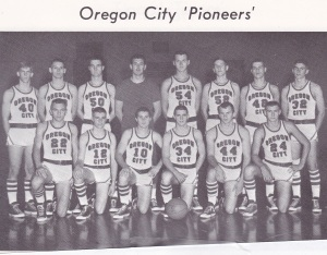 1966 TYV League Champions - coached by Dale Herron (Beerchaser is #10)