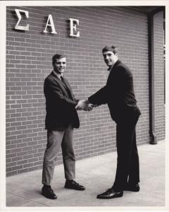 Thebeerchaser and Craig Hanneman at OSU