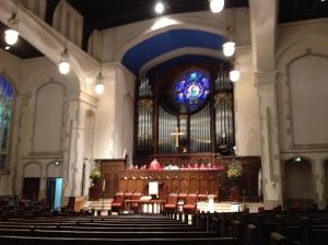 First Presbyterian Church in Atlanta