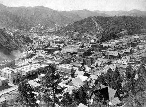 Deadwood, South Dakota (circa 1890)