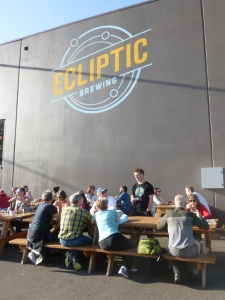 Ecliptic - one of the 58 in Portland - with more on the way.....