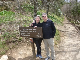 The Appalachian Trail - Where's Reese Witherspoon....?