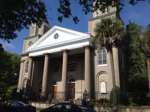 First Scots) Presbyterian Church of Charleston