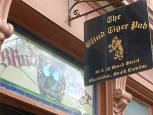 The Historic Blind Tiger Pub