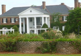 The mansion at Boone Hall