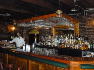 The Boars Head bar