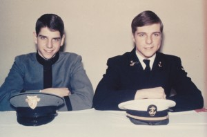 Brothers Garry and Don Williams