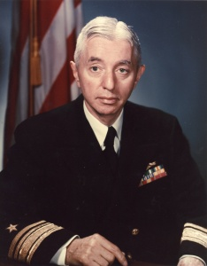 Admiral Rickover - Father of the Nuclear Navy.