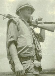 Captain Jud Blakely, USMC
