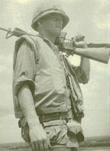 Captain Jud Blakely, USMC