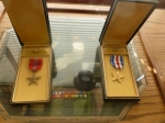 Bronze Stars awarded to Steve Lawrence