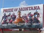 Missoula - a college town with a football history and culture