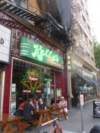 Kelly's Olympian - another historic bar