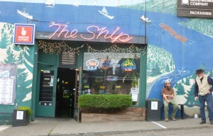 The Ship in Multnomah - one of my favorite dive bars