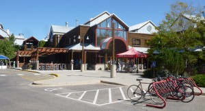 The New Belgium Brewery in Ft. Collins
