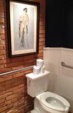 Plonk - Classy toilets....