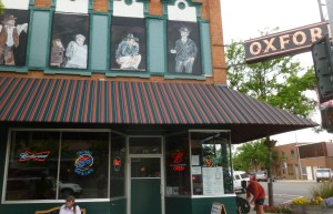 The Ox - the oldest bar in Montana