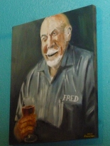 Oregon beer legend, Fred Eckhart, namesake of a few Hod's beers