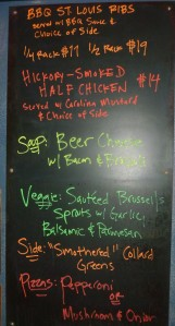 Good lunch-time specials