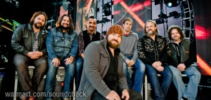 Zac Brown Band - they would like The Rambler too.....