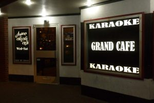 The Grand Café is gone but back as Pour Sports Bar