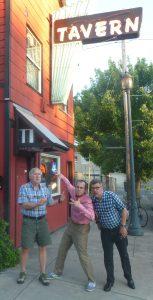 Brain King on the left at Bill Rays Neighborhood Dive Bar