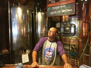 Edgar - Shouldn't a good brewmaster contemplate his craft?!