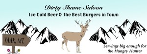 Dirty shame logo