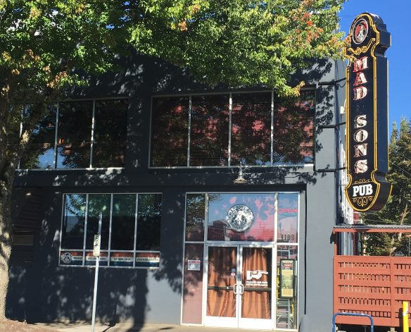 A resurrected venue in Southeast Portland