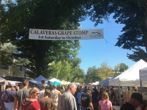 The 23rd Annual Calaveras County Grape Stomp