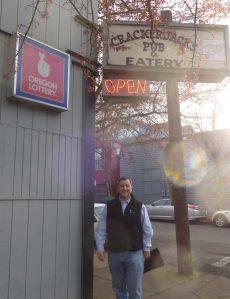 West Coast Dave Hicks at Crackerjacks