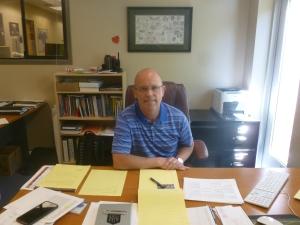 Principal Tom Lovell