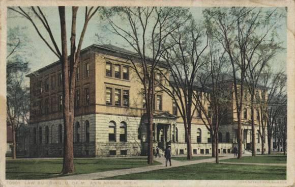 University of Michigan Law School *2