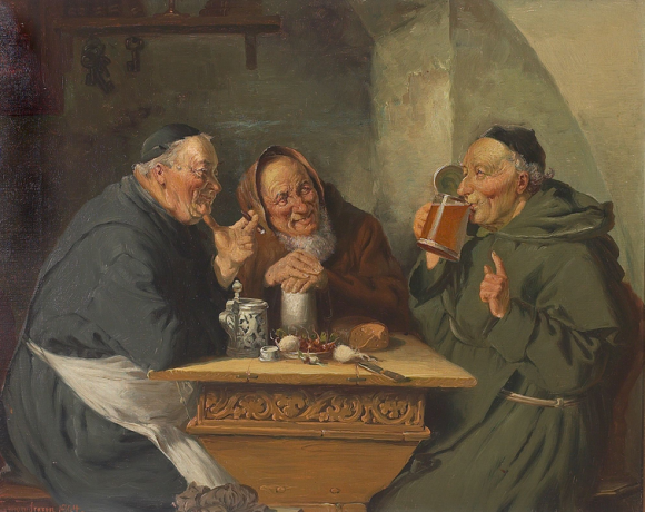 A long tradition of brewing beer